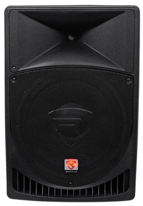 Rockville RPG15 - best powered speakers for live band for the money