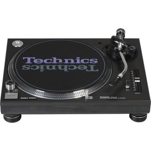 Technics SL1210MK5 - best cheap budget dj turntable for scratching