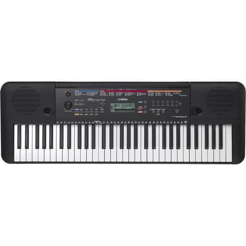 Yamaha PSR-E263 - best portable keyboard for child to learn piano