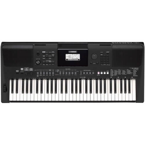 Yamaha PSR-E463 - best portable keyboard with built in speakers