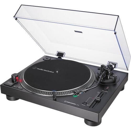 AT-LP120XUSB - best stereo system with turntable and cd player
