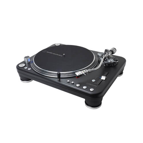 AT-LP1240-USB - best turntable under 2000 for listening to music for audiophiles