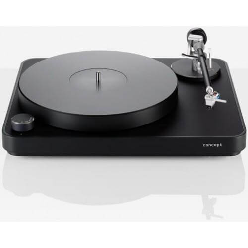 ClearAudio Concept - best stylish professional expensive turntable for 2000 dollars