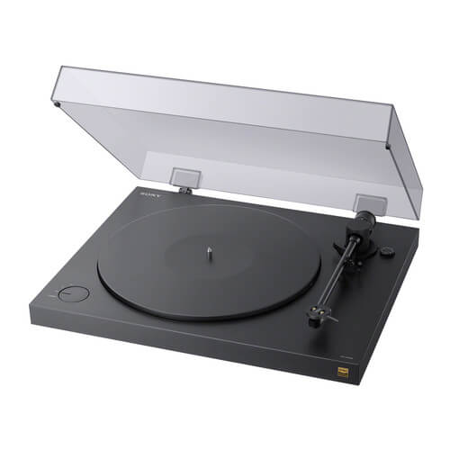 Sony PS-HX500 - best all in one record players with built in speakers